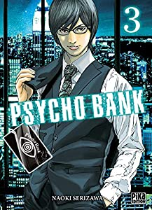 Psycho Bank Edition simple Tome 3