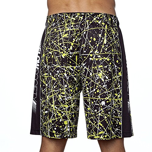 Flow Society - Short MAHE - Uomo Multicolore