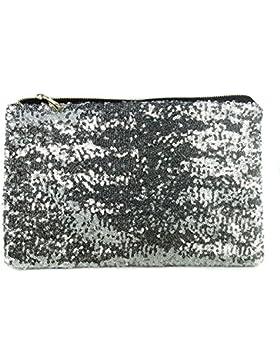 Borse da sera - TOOGOO(R) Il partito di sera del sacchetto di abbagliamento paillettes borsa borsa del portafoglio...