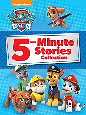 Paw Patrol 5-Minute Stories Collection (Paw Patrol) (5-Minute Story Collection) por RANDOM HOUSE