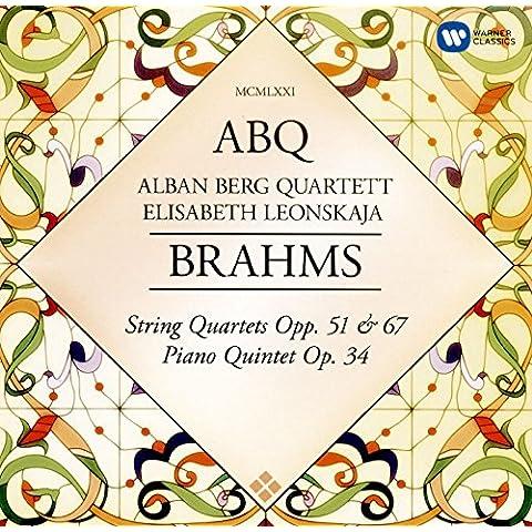Brahms: String Quartets op. 51 & 67