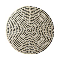 Bedroom Bedside Carpets Cotton And Linen Hand-woven Rug Computer Chair Mat Living Room Coffee Table Carpet Children