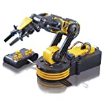 """OWI Incorporated OWI-535 Robotic Arm Edge 187 Piece Kit, 1.5"""""""