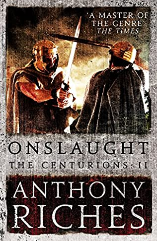 book cover of Onslaught