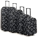 Best Luggage Sets - Super Lightweight 2 Wheel Suit Case Trolley Cases Review