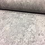 Vliestapete Beton-Optik grau Erismann Imitations 6321-10