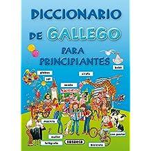 Diccionario De Gallego Para Principiantes (Diccionario Para Principiantes)