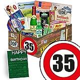 Ossi Paket L   Spezial Geschenk Box   Geburtstag 35   Geschenk Box Papa