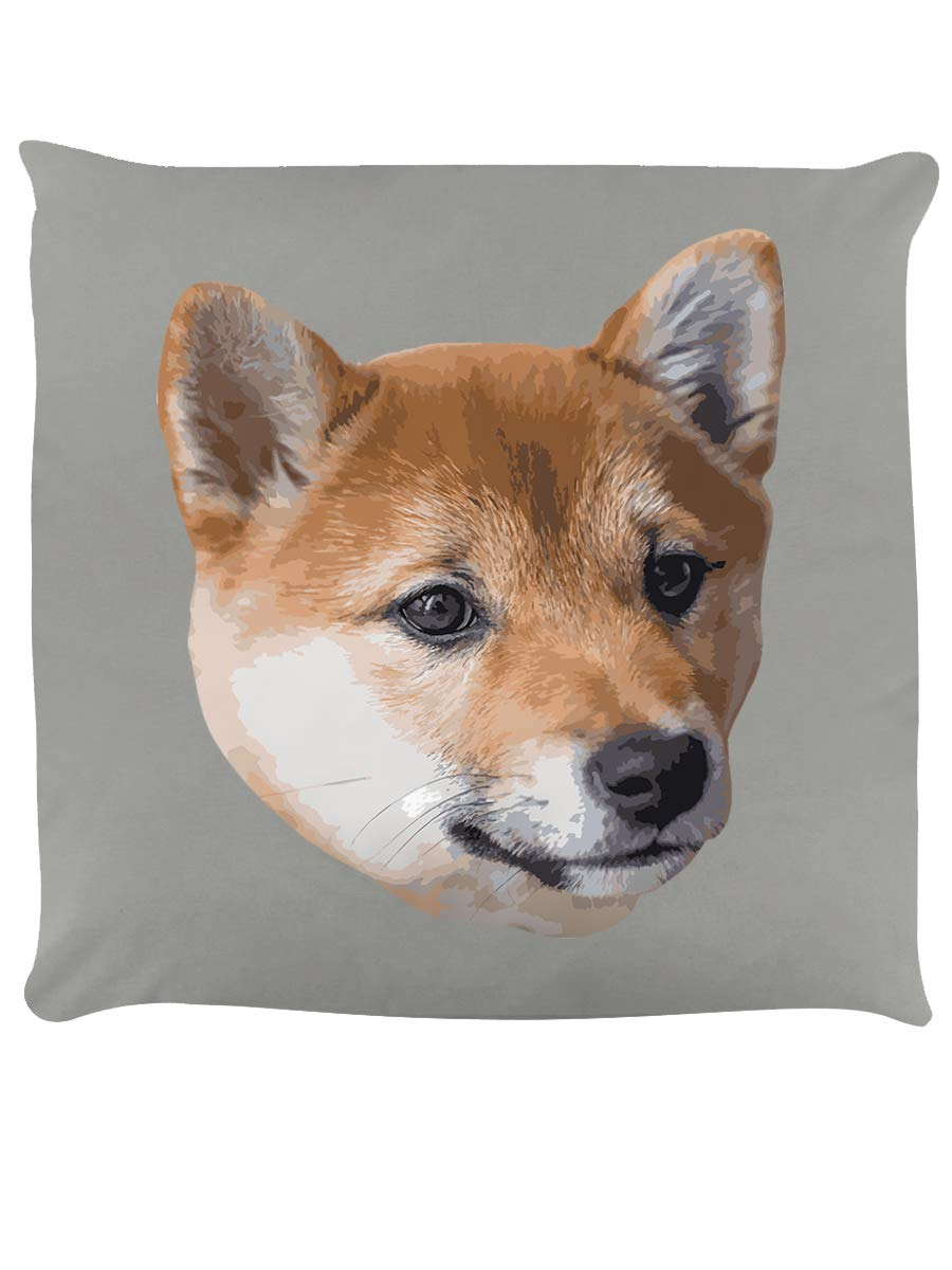 Real Slick Tees Shiba Inu Dog Animal, Dog Cushion