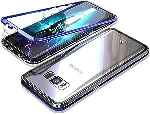 Gypsophilaa Magnetische Hülle Für Samsung Galaxy S8 Elektronik
