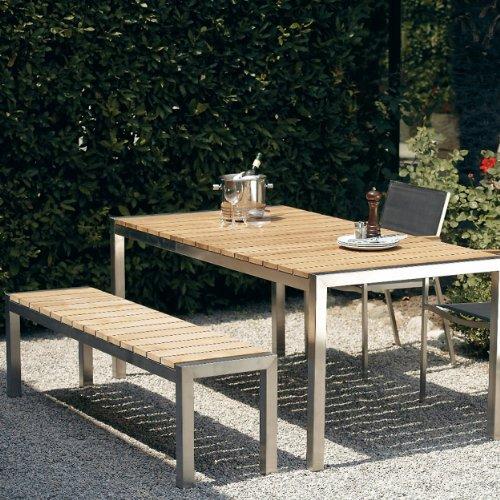 Luxury Tisch teak 180 x 90 cm