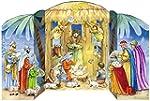 Jesus in the Manger Advent Calendar