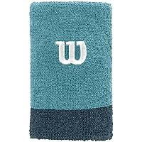 Wilson Wristband - Muñequeras de tenis unisex