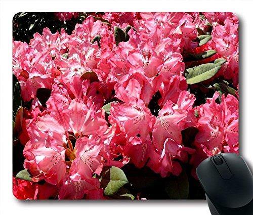fiori-rosa-azalee-style-mouse-pad-dimensioni-229-cm-220-mm-x-178-cm-180-mm-x-1-8-3-mm