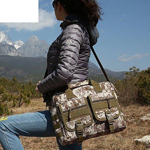 Arrampicata borsa multifunzionale/ borsa a tracolla computer/ pacchetto diagonale gli amanti/ outdoor borse-A G