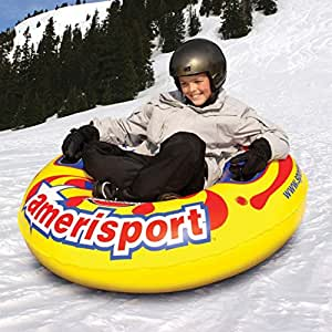 SPORTSSTUFF 30-2512 Amerisport Snow Sled