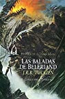 Las Baladas de Beleriand. Historia de la Tierra Media 3 par Tolkien