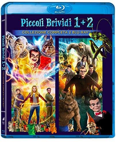 Piccoli brividi 2 movie collection (2 blu ray)