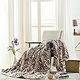 YJ Blanket Verdickung Flanelldecke NAP Blanket Blanket Blanket 1,5 * 2m 2 * 2,3 M ( Farbe : A1 , größe : 2*2.3m )