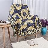 EMILF Home Haushalt Dicke Baumwolle Decke Sofa Handtuch Klimaanlage Decke Bett Decke (Size : F)