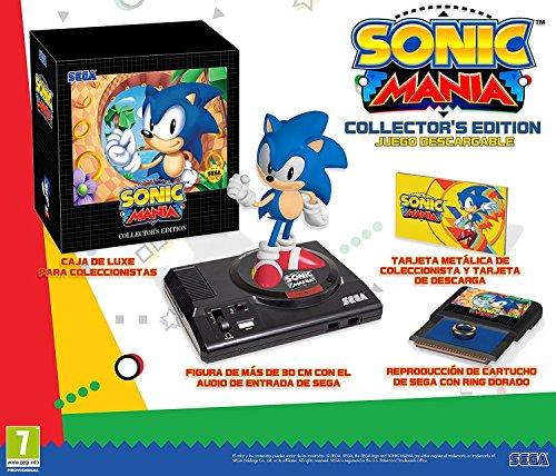 Sonic Mania Edición Coleccionista (Nintendo Switch)