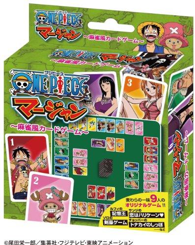 One Piece - Mahjong Mahjong style card game ~ TRA-024 (japan import)