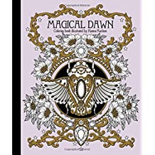Magical Dawn Coloring Book (Gsp- Trade)