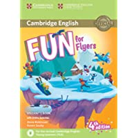 Fun for Flyers Student's Book with Online Activities with Audio [Lingua inglese]