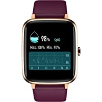 Noise ColorFit Pro 2 Oxy Smartwatch with Spo2 Sensor (for Blood Oxygen Level Measurement), 24*7 Heart Rate Monitor…