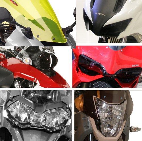 Preisvergleich Produktbild BMW R80 / 100RT TW / Schock / Mono / R80 / 100 / GS / PD / gelb Scheinwerfer Displayschutzfolie