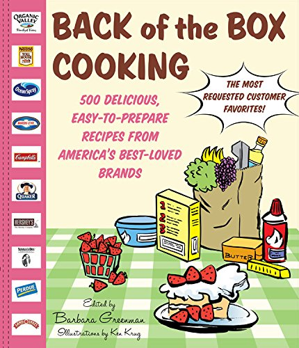 Back of the Box Cooking: 500 Delicious, Easy-to-Prepare Recipes from America's Best-Loved Brands (Black Box Rezept)