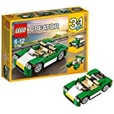 #4: Lego Green Cruiser, Multi Color