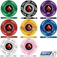Sample Pack EPT - 8 Chips - Fichas