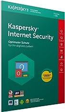 Kaspersky Internet Security 2019 | 3 Geräte | 1 Jahr | in allen europäischen Sprachen einsetzbar | inkl. ausführlicher Anleitung von deincomputer