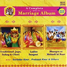 A Complete Marriage Album