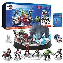 Disney Infinity 2.0 Collector's Edition Avengers Starter Pack [Importación Inglesa]
