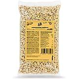 KoRo - Pinda's geroosterd zonder zout en olie 1kg - voordeelverpakking van ongezouten natuurlijke pindanoten geroosterd zonde