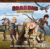 Dragons - Auf zu neuen Ufern - Die Verteidigung (30) - Das Original-Hörspiel zur TV-Serie