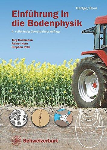 Einführung in die Bodenphysik