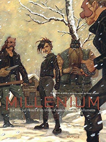 Millenium (2) : La fille qui rêvait d'un bidon d'essence et d'une allumette