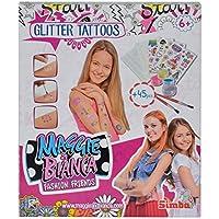 Simba 109270022 - Maggie & Bianca Body Glitter Tattoos