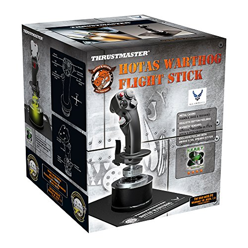 Joystick Thrustmaster Hotas Warthog Flight Stick