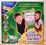 Butterfly Gardens with prepaid AND POSTAGE PAID voucher for 5 caterpillars MAKING THIS THE IDEAL GIFT