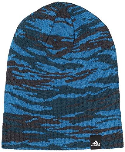 adidas - Ensemble bonnet, écharpe et gants - Femme Blautöne