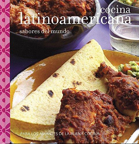 Cocina latinoamericana - sabores del mundo