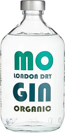 Mo Organic London Dry Gin, 1er Pack (1 x 500 ml)
