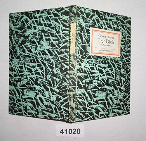 Bestell.Nr. 541020 Insel-Bücherei Nr. 677: Der Dieb - Ein Novellenbuch