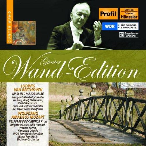 Beethoven - Mass, Op 86; Mozart - Vesperae de Dominica, K321 (2006-12-21)