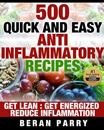 Paleo Ketogenic Recipes 500 Quick And Easy Anti Inflammatory