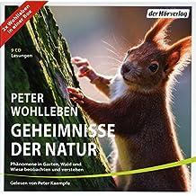 Geheimnisse der Natur: Phänomene in Garten, Wald und Wiese beobachten und verstehen. 2x Wohlleben in einer Box